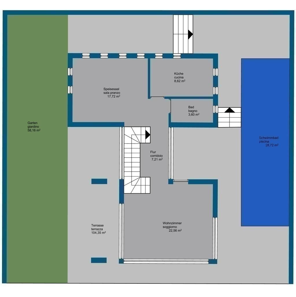 villa toscolano maderno gardasee west kaufen. Black Bedroom Furniture Sets. Home Design Ideas