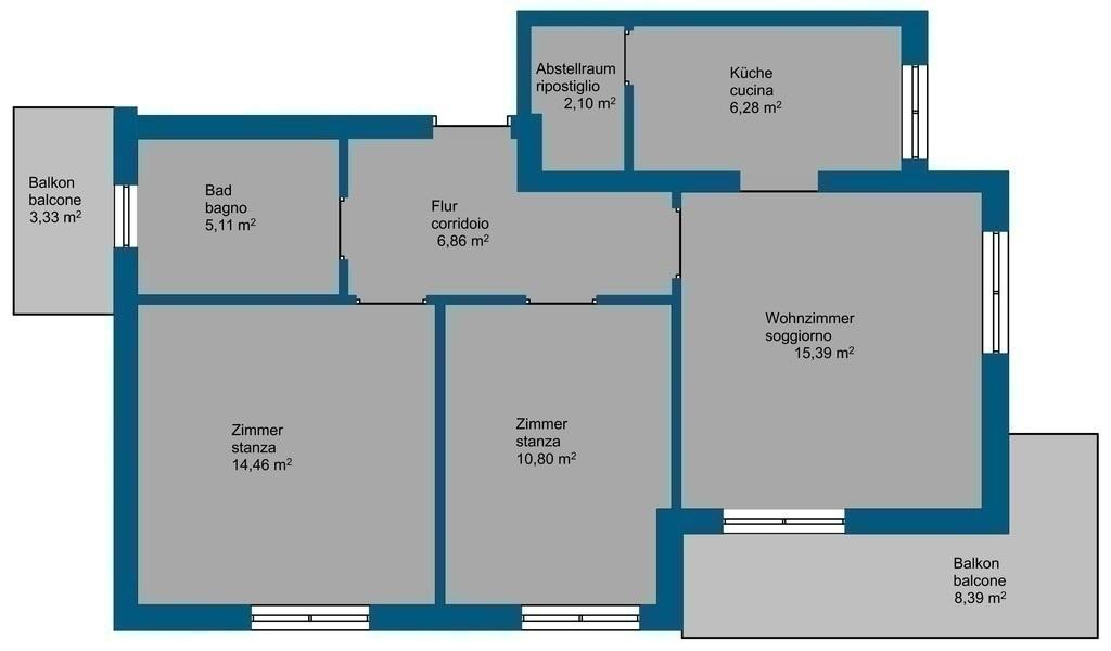 3 zimmer wohnung salurn beretsch unterland kaufen immobilien s dtirol. Black Bedroom Furniture Sets. Home Design Ideas