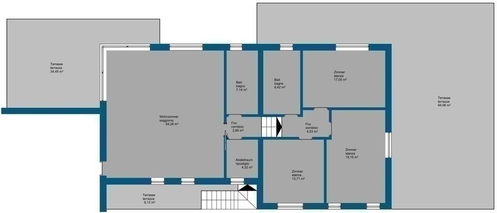 4 zimmer wohnung lazise gardasee ost kaufen immobilien s dtirol. Black Bedroom Furniture Sets. Home Design Ideas
