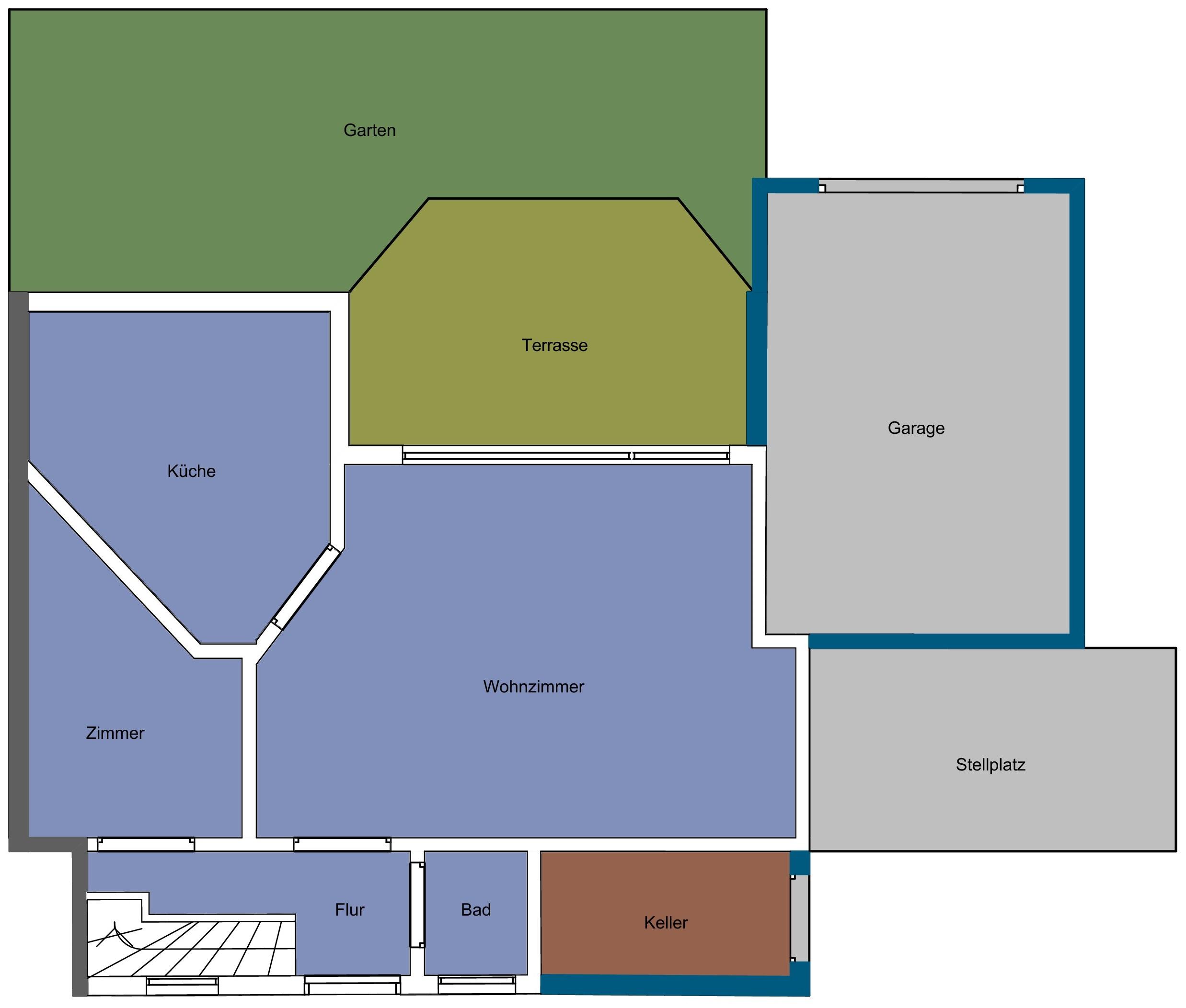 online rechner quadratmeterberechnung wohnung trowelu com. Black Bedroom Furniture Sets. Home Design Ideas